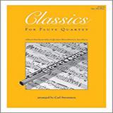 Carl Strommen Classics For Flute Quartet - opt. Alto Flute arte de la cubierta
