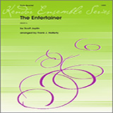 The Entertainer - Woodwind Ensemble - 4 Flutes