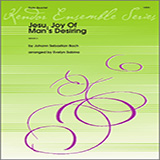 Jesu, Joy of Mans Desiring - Woodwind Ensemble