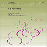 Thomas Bourgault La Paloma (The Dove) cover art