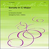 Sonata in C Major - Woodwind Ensemble