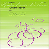 Turkish March for Woodwind Ensemble - Flutes