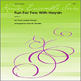 Fun For Two With Haydn Partituras