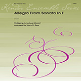 Allegro From Sonata In F - Woodwind Ensemble