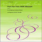 Fun For Two With Mozart Partituras