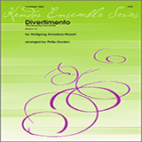 Divertimento (first movement from K439B) - Woodwind Ensemble