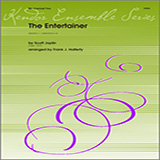 The Entertainer - Woodwind Ensemble - 3 Clarinets