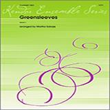 Sobaje Greensleeves l'art de couverture