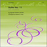 Suite No. 11 - Woodwind Ensemble for Clarinets