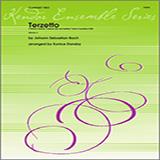 Terzetto (Wenn meine Trubsal als mit Ketten from Cantata #38) - Woodwind Ensemble