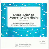Ding! Dong! Merrily On High for Woodwind Ensemble - Clarinets