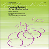 Funeral March Of A Marionette for Woodwind Ensemble - Clarinets