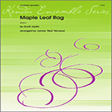 Maple Leaf Rag for Woodwind Ensemble - Clarinets