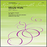 Minute Waltz (Valse Op. 64, No. 1) for Woodwind Ensemble - Clarinets