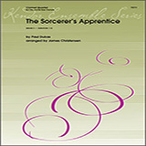 Sorcerers Apprentice, The - Woodwind Ensemble - Clarinets