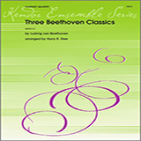 Three Beethoven Classics - Woodwind Ensemble