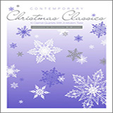 Catherine McMichael Contemporary Christmas Classics - 2nd Bb Clarinet cover kunst