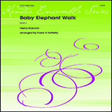 Baby Elephant Walk (from Hatari!) - Woodwind Ensemble Noter