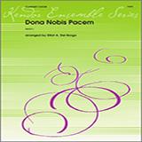 Dona Nobis Pacem - Woodwind Ensemble - Clarinets