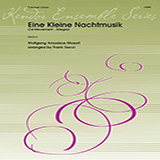 Eine Kleine Nachtmusik (1st Movement - Allegro) (arr. Frank Sacci) - Woodwind Ensemble Sheet Music
