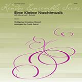 Eine Kleine Nachtmusik/Rondo (Mvt. 4) (arr. Frank Sacci) - Woodwind Ensemble Partituras Digitais