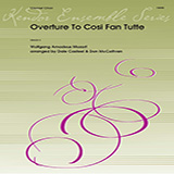 Overture to Cosi Fan Tutte - Woodwind Ensemble