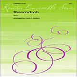 Shenandoah for Woodwind Ensemble - Clarinets