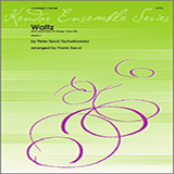 Waltz From Serenade For Strings Op. 48 - Woodwind Ensemble