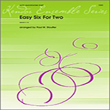 Paul M. Stouffer Easy Six For Two cover art