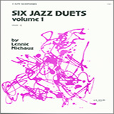 Six Jazz Duets, Volume 1 Partituras
