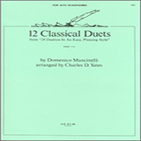 12 Classics Duets (from 24 Duettos In An Easy, Pleasing Style) Noder