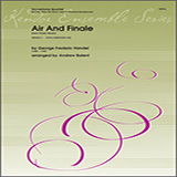 Air And Finale (from Water Music) - Woodwind Ensemble