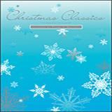 Frank J. Halferty Christmas Classics For Saxophone Quartet - 1st Eb Alto Saxophone l'art de couverture