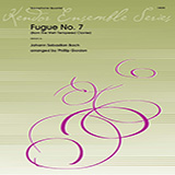 Fugue No. 7 (from the Well-Tempered Clavier) - Woodwind Ensemble