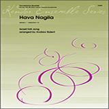 Hava Nagila for Woodwind Ensemble - Saxophones