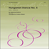 Hungarian Dance No. 5 - Woodwind Ensemble