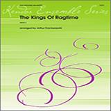 Arthur Frackenpohl Kings Of Ragtime, The - Alto Sax l'art de couverture