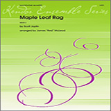 Maple Leaf Rag for Woodwind Ensemble - Saxophones
