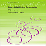 Marche Militaire Francaise for Woodwind Ensemble - Saxophones