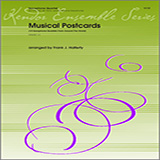 Musical Postcards (10 Saxophone Quartets From Around The World) - Woodwind Ensemble