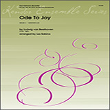 Ode To Joy for Woodwind Ensemble - Saxophones