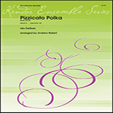 Pizzicato Polka (from Sylvia) - Woodwind Ensemble Noter