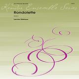 Rondolette - Woodwind Ensemble