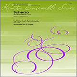 Scherzo (from String QuartetNo. 1 In D) for Woodwind Ensemble