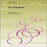 St. Louis Blues for Woodwind Ensemble - Saxophones