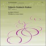 Tritsch-Tratsch Polka (Op. 214) - Woodwind Ensemble