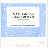 A Christmas Jazz Portrait for Woodwind Ensemble - Saxophones
