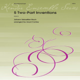 5 Two-Part Inventions (Lloyd Conley; J S Bach) Partitions