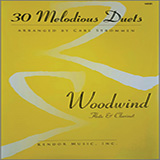 30 Melodious Duets Partitions