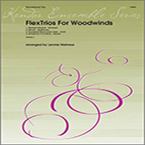 FlexTrios For Woodwinds (playable by any three woodwind instruments) - Woodwind Ensemble